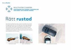 Erbjudanden från Dacia i Bra Bil ( Mer än en månad)