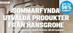 Erbjudanden från Lindströms Bad & Kakel i Malmö