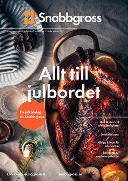 Snabbgross-katalog i Stockholm ( Har gått ut )