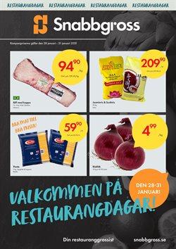 Snabbgross-katalog i Stockholm ( 2 dagar sedan )