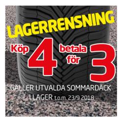 Erbjudanden från Euromaster i Lund (Skåne)