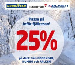 Erbjudanden från Euromaster i Göteborg