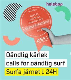 Elektronik och Vitvaror erbjudanden i Halebop katalogen i Karlstad ( 16 dagar kvar )