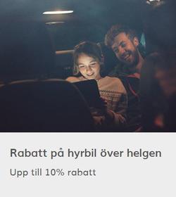 Erbjudanden från Hertz i Stockholm