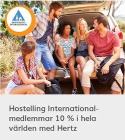 Resor erbjudanden i Hertz katalogen i Stockholm