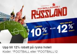 Resor erbjudanden i Hotels.com katalogen i Stockholm