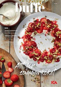 Erbjudanden från Restauranger och Kaféer i ICA Buffé ( Publicerades idag)