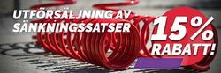 Erbjudanden från SC styling i Uppsala