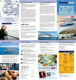 Destinationer erbjudanden i Scandlines katalogen i Stockholm
