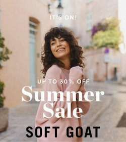 Erbjudanden från Soft Goat i Soft Goat ( 4 dagar kvar)