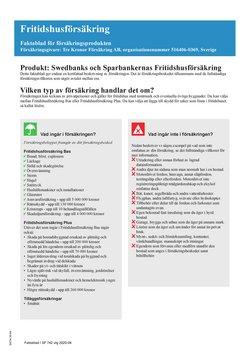 Erbjudanden från Banker i Swedbank ( 9 dagar kvar)