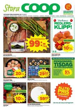 Stora Coop-katalog i Stockholm ( Har gått ut )
