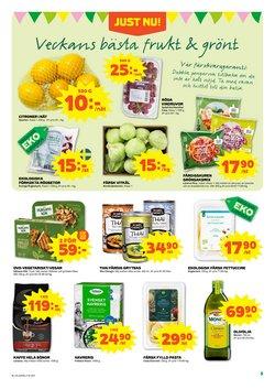 Erbjudanden i kategorin Olivolja i Stora Coop