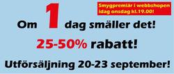 Erbjudanden från Erlandsons Brygga i Stockholm