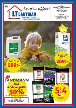 LT Lantman-katalog ( Har gått ut )