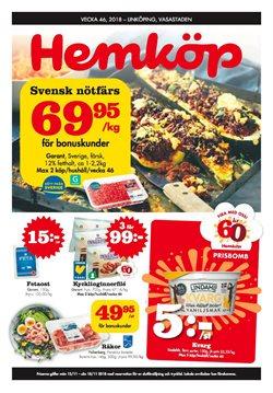 Erbjudanden från Priso Hemköp i Linköping