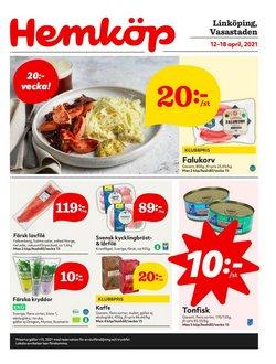 Priso Hemköp-katalog ( Har gått ut )