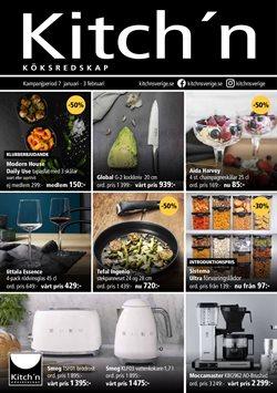 Möbler och Inredning erbjudanden i Kitch'n katalogen i Varberg ( 6 dagar kvar )