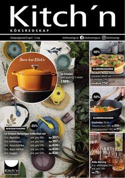 Kitch'n-katalog ( 15 dagar kvar )