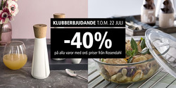 Erbjudanden från Kitch'n i Stockholm