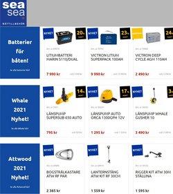 Resor erbjudanden i SeaSea katalogen i Stockholm ( 19 dagar kvar )