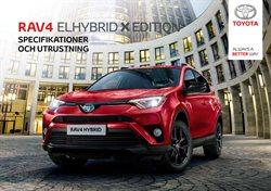 Erbjudanden från Toyota i Upplands-Bro