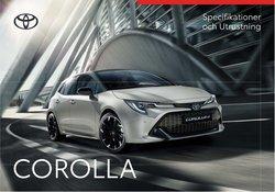 Erbjudanden från Toyota i Toyota ( Mer än en månad)