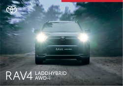Toyota-katalog ( Mer än en månad )
