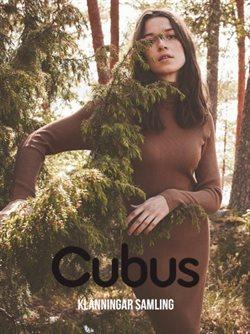 Cubus-katalog ( Mer än en månad )