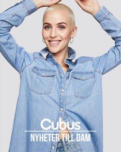 Cubus-katalog ( Mer än en månad)