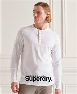 Superdry-katalog ( Går ut idag )