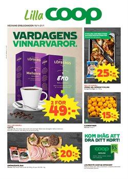 Erbjudanden från Lilla Coop i Malmö