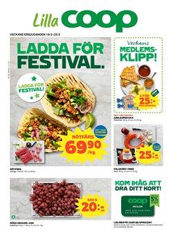 Erbjudanden från Lilla Coop i Norrköping