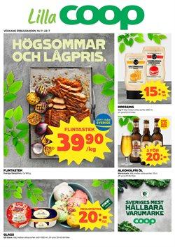 Erbjudanden från Lilla Coop i Stockholm
