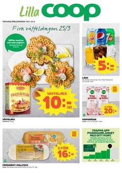Lilla Coop-katalog i Åkersberga ( Har gått ut )