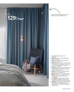 Erbjudanden i kategorin Gardiner i IKEA