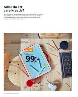 Erbjudanden i kategorin Penna i IKEA