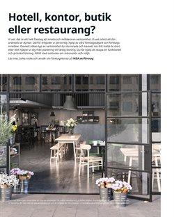 Erbjudanden i kategorin Hotell i IKEA