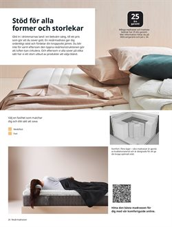 Erbjudanden i kategorin Madrass i IKEA