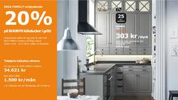 Erbjudanden från IKEA i Sundsvall