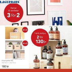 Lagerhaus-katalog ( 2 dagar kvar)