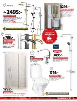 Erbjudanden i kategorin Toaletter i Bauhaus