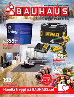Bauhaus-katalog ( 2 dagar sedan )