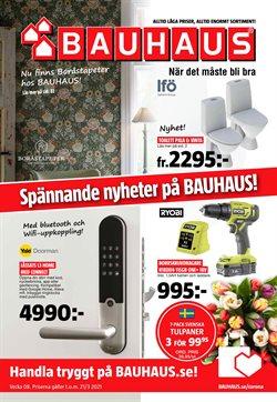 Bauhaus-katalog ( Har gått ut )