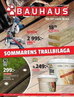 Erbjudanden från Bauhaus i Bauhaus ( 13 dagar kvar)