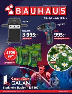Bauhaus-katalog ( Publicerades idag)