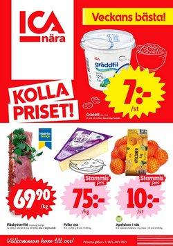 ICA Nära-katalog ( Publicerades igår )