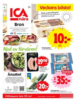 ICA Nära-katalog ( Går ut idag )