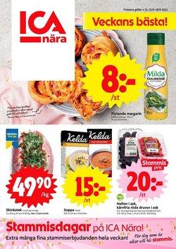 Erbjudanden från Matbutiker i ICA Nära ( 3 dagar kvar )