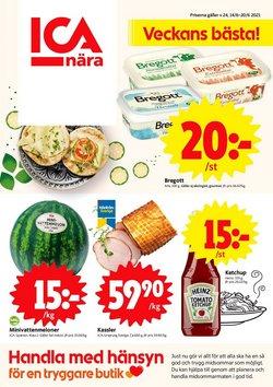 Erbjudanden från Matbutiker i ICA Nära ( Går ut imorgon)